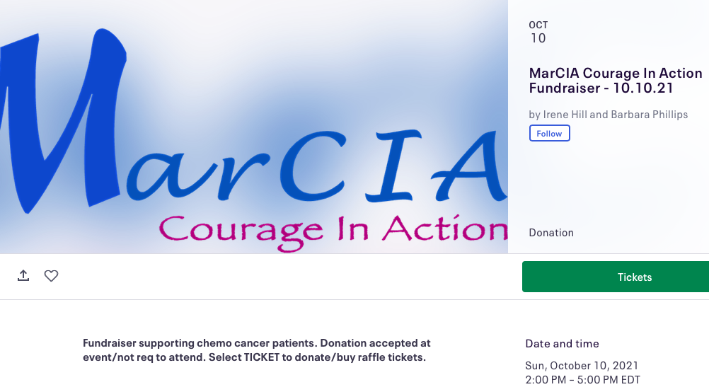 Courage Day is Oct 10